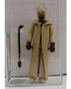 Star Wars Vintage Loose Star Wars Tusken Raider (Sand People)  AFA 80 NM #11744779