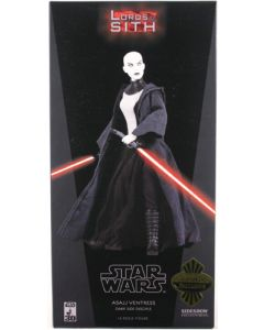"Sideshow Collectibles 12"" Asajj Ventress (Sideshow Exclusive) - Actual Photo"
