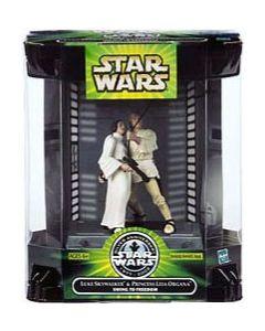 POTJ Silver Anniv. Luke Skywalker and Princess Leia Organa