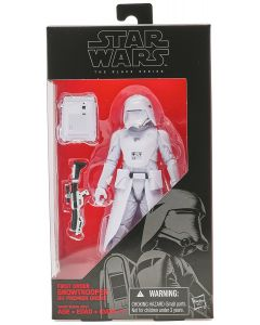 """Black Series Boxed 6"""" First Order Snowtrooper Action Figure"""