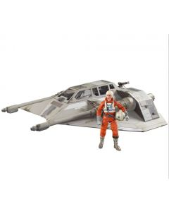 PREORDER: Star Wars The Black Series Empire Strikes Back 40th Anniversary 6-Inch Scale Snowspeeder Deluxe Vehicle