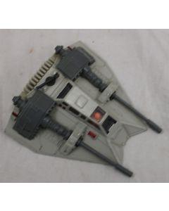 Vintage Star Wars DieCast Loose Snowspeeder - C8