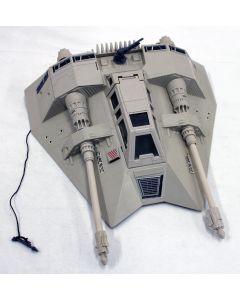 Vintage Star Wars Vehicles Loose Snowspeeder - C7