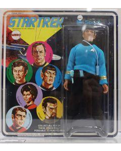 "Mego Star Trek 8"" Carded Series 2 Mr. Spock AFA Blue Name AFA 80+NM #11141591"