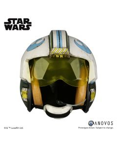 PRE-ORDER: Rogue One: A Star Wars™ Story General Merrick Blue Squadron Helmet by Anovos