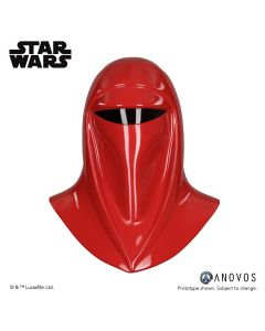 Star Wars Anovos Imperial Royal Guard Helmet 1:1 Scale
