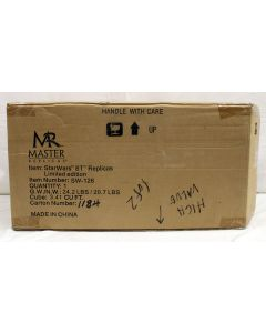 Star Wars Master Replicas Stormtrooper Blaster ANH LE 1184/3500