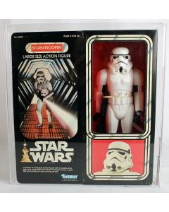 "Kenner Star Wars Vintage 12"" Boxed Stormtrooper // AFA 80 (B80 W85 F90)"