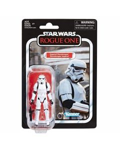 """Star Wars The Vintage Collection 3.75"""" Imperial Stormtrooper Action Figure"""