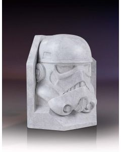 Gentle Giant Stormtrooper STONEWORKS Faux-Marble Bookend