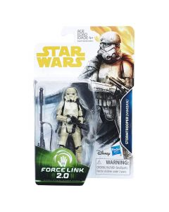 Star Wars Force Link 2.0 Stormtrooper (mimban) 3.75 inch action figure