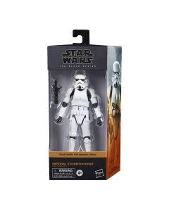 Hasbro Star Wars Black Series 6-Inch Imperial Stormtrooper  Action Figure