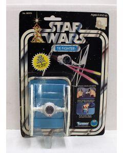 Vintage Star Wars Diecast Resealed TIE Fighter // C2