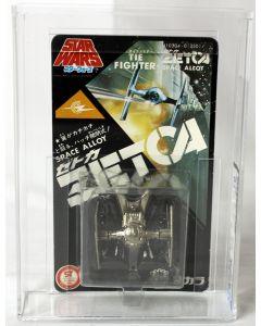 1978 Takara Vintage Star Wars Zetca Space Alloy Tie Fighter DCA 75 EX+/NM #30698056