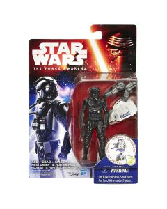 """The Force Awakens 3.75"""" Carded 1st Order TIE Fighter Pilot"""