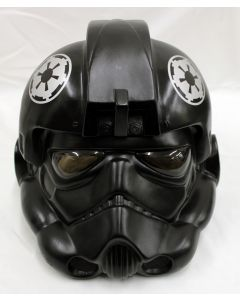 POTF2 Star Wars Don Post Loose TIE Fighter Pilot Helmet - C9
