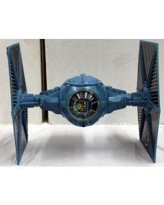 Star Wars Vintage Loose Battle Damaged Imperial TIE Fighter // C8 (decals applied)