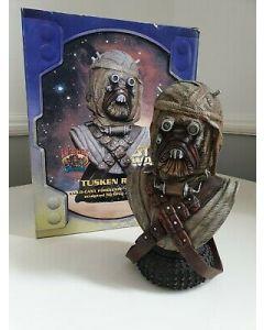Star Wars Legends in 3 Dimensions - Tusken Raider Porcelain - Includes COA