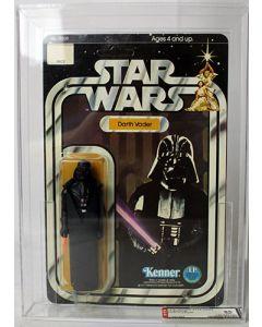 1978 Vintage Kenner Star Wars 12 Back B Darth Vader action figure AFA 85+ NM #11697996