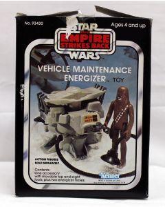 Vintage Star Wars Mini-Rigs Boxed Vehicle Maintenance Energizer C9 with C2 Box
