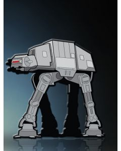 Star Wars Gentle Giant AT-AT Walker Enamel Pin 2018 Convention Exclusive