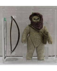 Star Wars Vintage Loose POTF Warok	AFA 80 NM #11178168