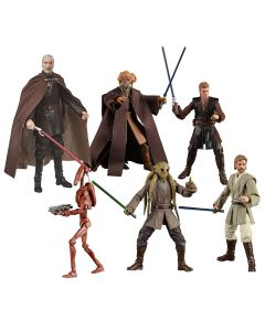 "Star Wars Black Series 6"" Wave 4 Set of 6"
