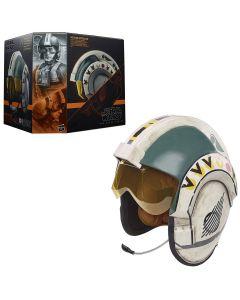 Star Wars The Black Series Wedge Antilles Helmet Prop Replica