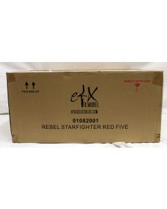 """eFX Collectibles Luke Skywalker's """"Red Five"""" X-Wing Model (Signature Edition) #335"""