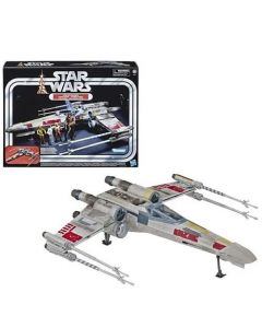 Star Wars The Vintage Collection Luke Skywalker Red 5 X-Wing Fighter 3 3/4-Inch Scale Vehicle