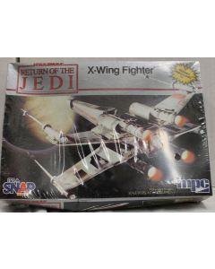 Vintage Star Wars ROTJ Boxed X-Wing Fighter MPC Model Kit - MISB C7