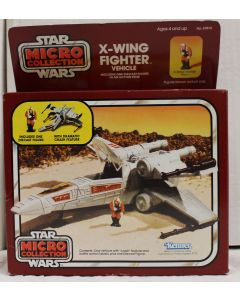 Vintage Star Wars Micro Collection Boxed X-Wing Fighter - MIB C5