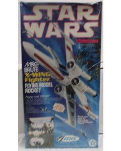 Vintage Star Wars Boxed  Estes X-Wing Fighter Flying Model Kit - MISB C6