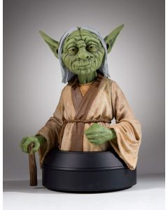 Star Wars Gentle Giant Yoda Mini Bust 2018 SDCC Concept Exclusive 1:6 Scale