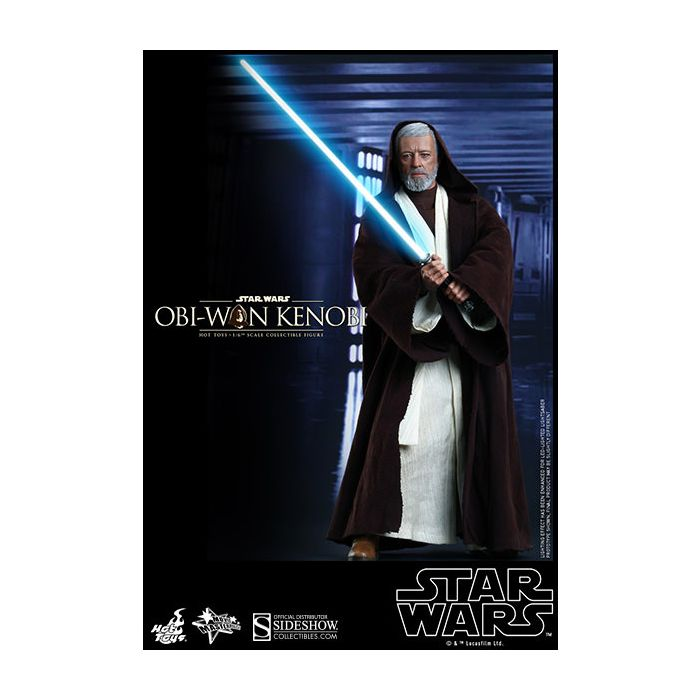 Obi Wan Kenobi Sixth Scale From Hot Toys Star Wars Collectibles Brian S Toys