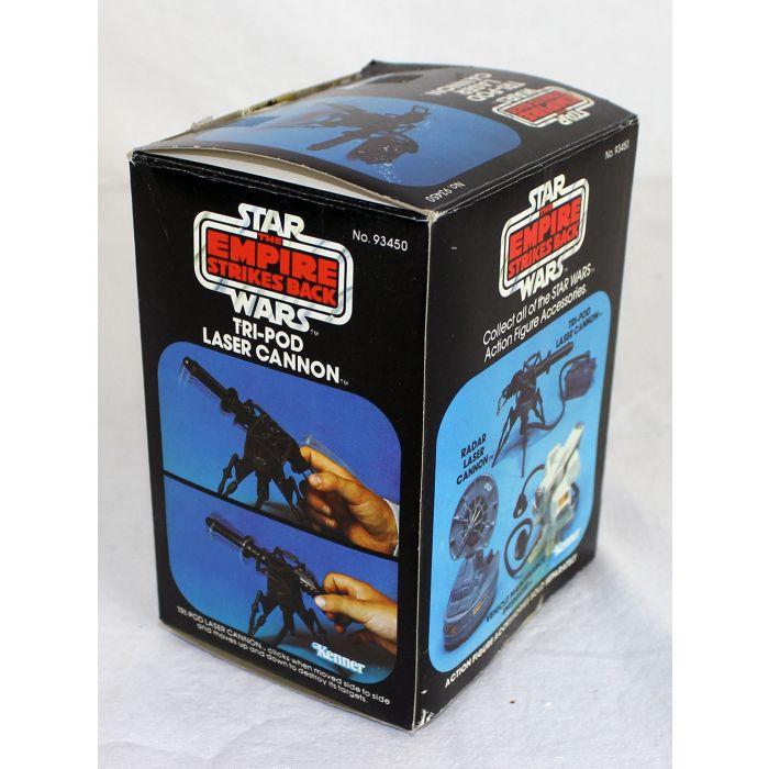 Vintage Star wars Tri-pod Cannon ammo box Excellent condition