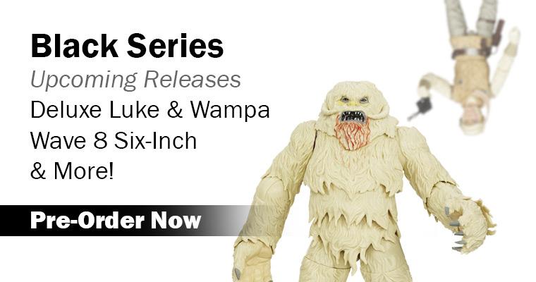 New Black Series Pre-Orders